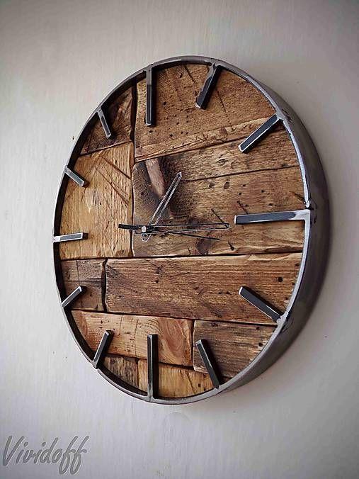 Vividoff / Clock Wand Palette-Industrie4 – #Clock …