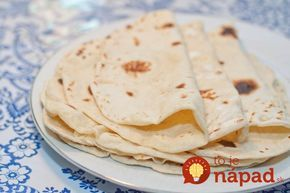 Môj obľúbený recept na domáce tortilly, ktoré sú neskutočne jemné a vláčne. Tajomstvo spočíva v použití bravčovej masti, ktorá okrem skvelej chuti spôsobí, že cesto je vláčnejšie a jemnejšie.
