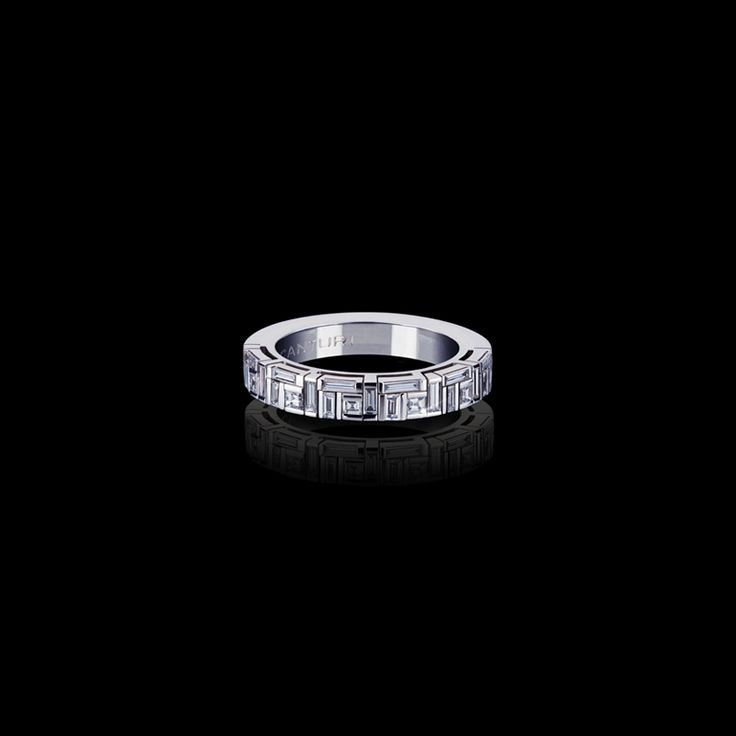 Baguettediamond Eternity Ring