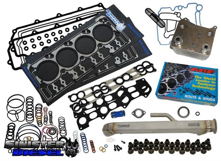 MKM Master Solution® Kit for 0407 6.0L Powerstroke