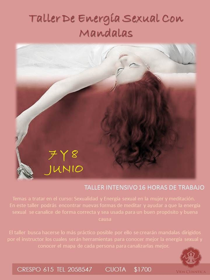 Very soon in Oaxaca you will experience your real sexuality...just for women.