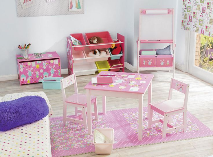 Perfecto para los pequeños del hogar. Shopping, Diy Organization, Chairs, Mesas, Sweetie Belle, Home