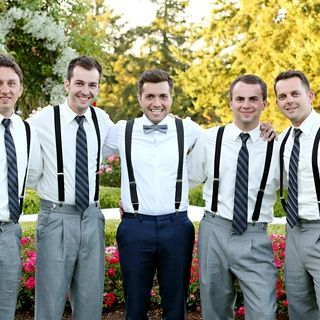 Advice for the Groom - Groomsmen Etiquette