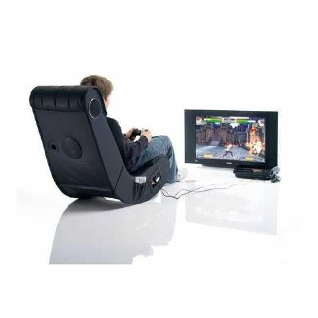 muziek/game stoel KEVIN