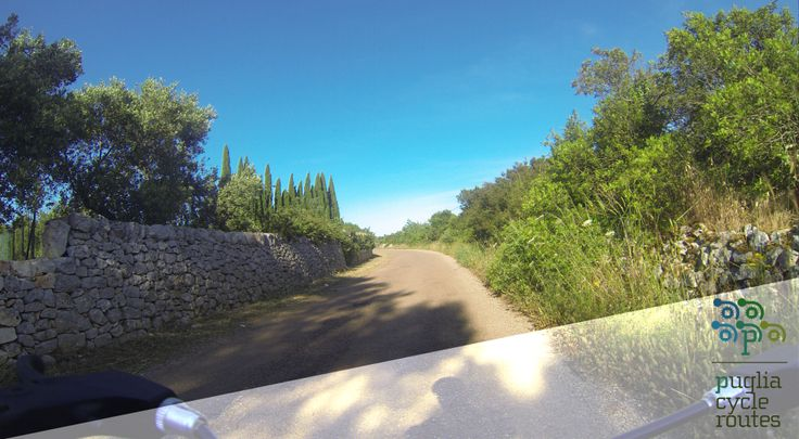 Ceglie Messapica (Br) Cycle routes of Puglia