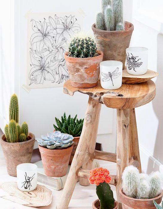 Slow living na decoração