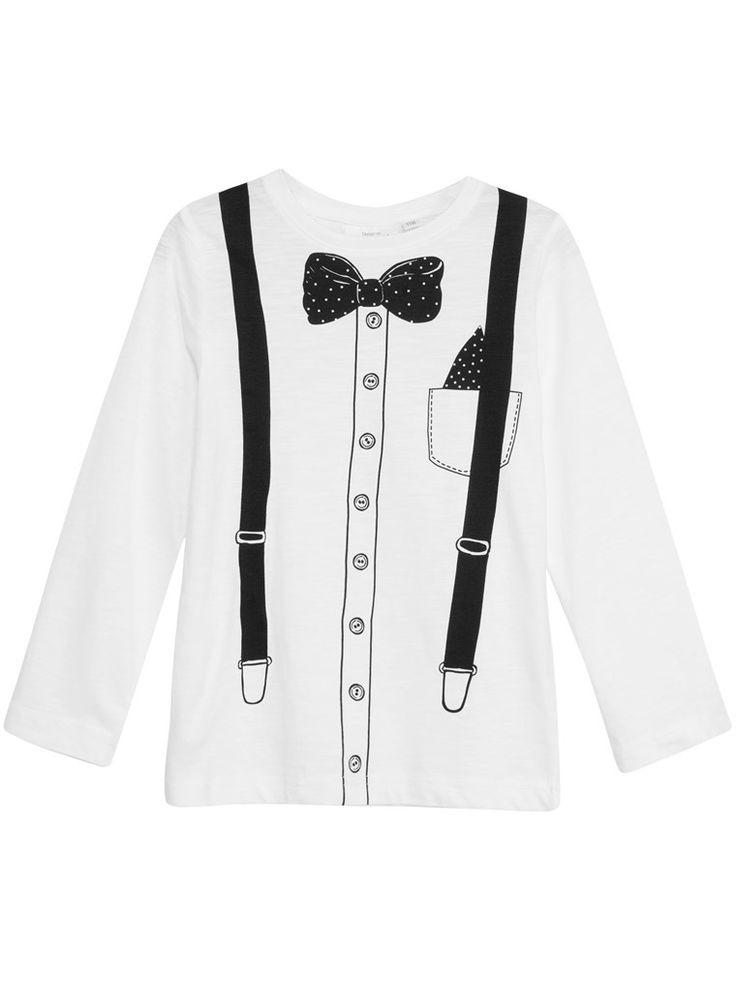 Långärmad t-shirt - Barn - KappAhl