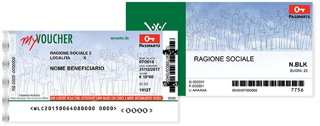 my voucher buono regalo