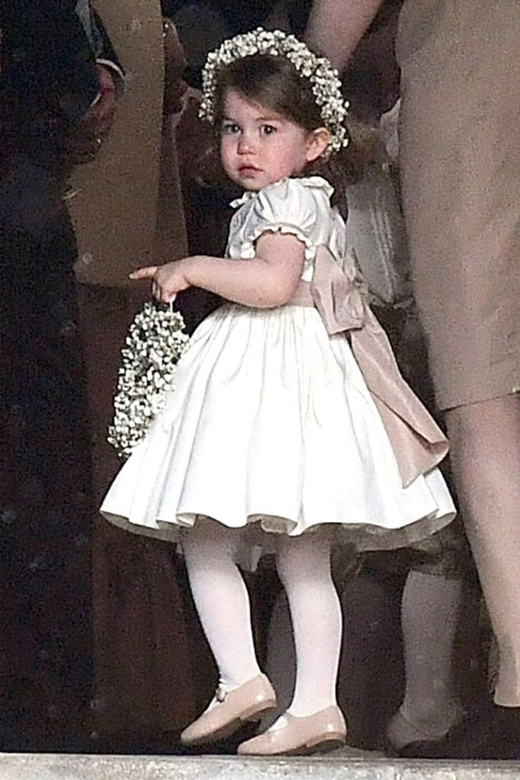 All Of Prince George and Princess Charlotte's Cutest Moments at Pippa's Wedding - Prince George and Princess Charlotte's Cutest Page Boy and Bridesmaid Moments