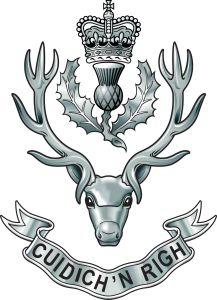 Queens Own Highlanders.
