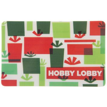 Hobby Lobby Gift Card - need frames for art