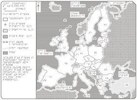 Unia Europejska - mapa polityczna