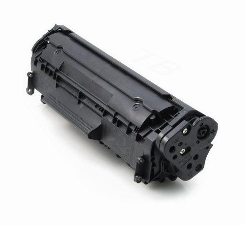 Toners & Extra ® Suitable Laser Toner Cartridge for Hewlett Packard HP Q2612A 2612A 12A Works with HP LaserJet 1010, 1012, 1018, 1020, 1022, 1022n, 1022nw,