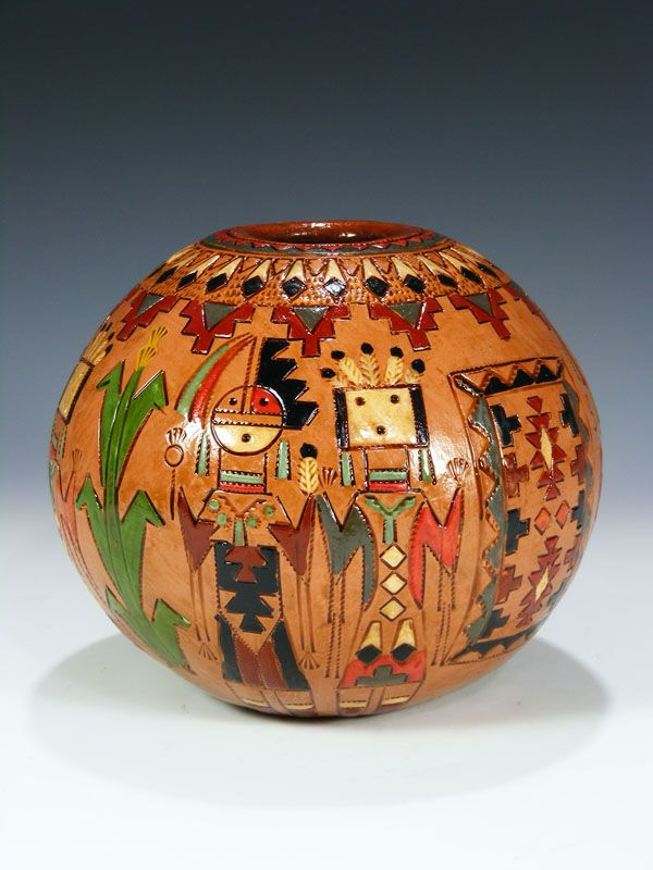 Fine Native American Indian Pueblo Pottery from Hopi, Navajo, Zuni, Acoma, Santa Clara, Jemez, Mata Ortiz and More!
