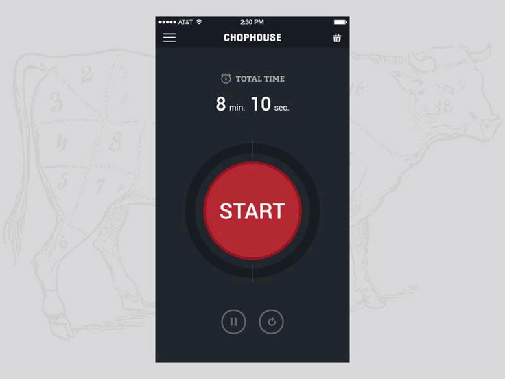 Timer App by Alla She