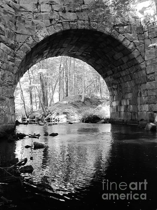 """Stone Arch Bridge"" by Barbara Bardzik Photography.  Would make a great addition to any décor!"