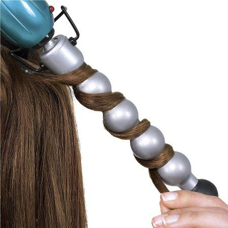 Bed Head Rock-n-Roller 2-in-1 Bubble Curling Iron Wand : Target                                                                                                                                                                                 More