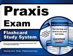 Praxis Exam Flashcard Study System                                                                                                                                                                                 More