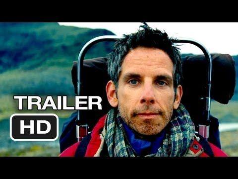▶ The Secret Life of Walter Mitty Official Trailer #1 (2013) - Ben Stiller Movie HD - YouTube