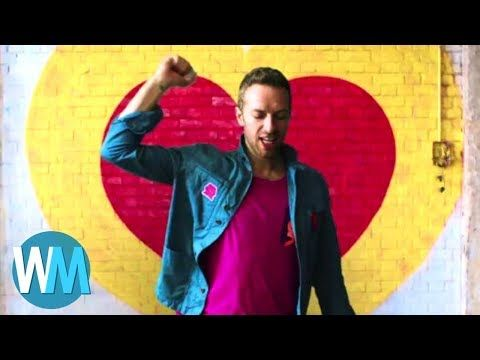 Awesome Videos: Top 10 Best Coldplay Music Videos