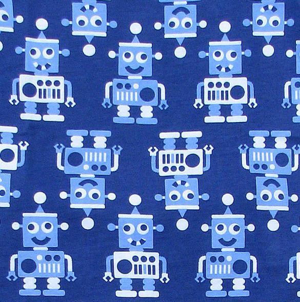 Children´s pajamas, blue/ white - Ratiashop