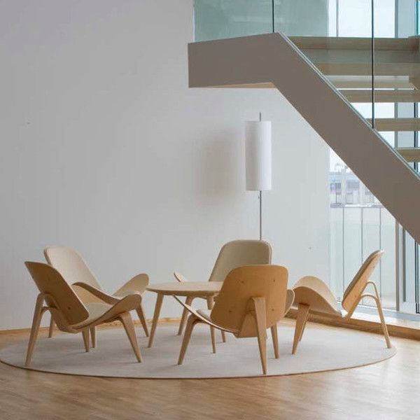 17 Best Images About Wegner Shell Chair On Pinterest Textile Company Danis