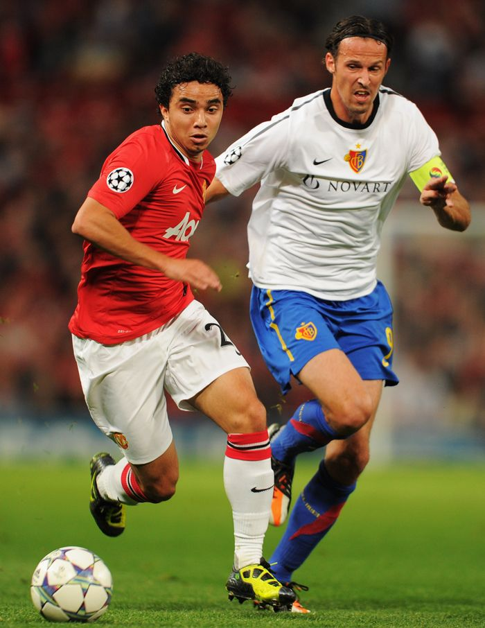 Basel captain Marco Streller says Manchester United didn't take his side seriously enough in the 3-3 Champions League draw at Old Trafford in September.