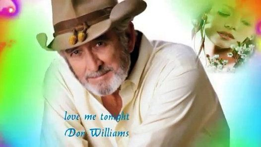 Vizionează filmul «Don Williams -  love me tonight» încărcat de Herbst Stefan pe Dailymotion.