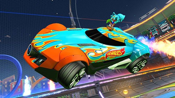 rocket league s ninth season brings some fun extra modes to rh pinterest com
