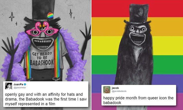 The Babadook, the titular character of a 2014 horror film, is officially a gay icon. The revelation comes after the film was mistakenly categorized on Netflix, and the LGBT community decided to run with it.