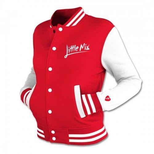 Little Mix Salute Tour Merchandise Little mix salute varsity