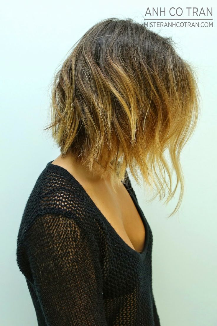 MIAMI: A DRASTICALLY BEAUTIFUL SPRING CHANGE. Cut/Style: Anh Co Tran. Appointment inquiries please call Ramirez|Tran Salon in Beverly Hills: 310.724.8167