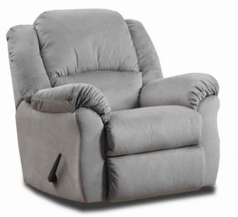 Rocking recliner available in chocolate and cocoa. Comes with a removable back perfect  sc 1 st  Pinterest : apartment recliner - islam-shia.org