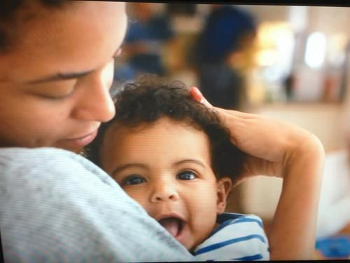 blue ivy carter - Beyoncè and Jay Z are the parents