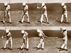 Biokinetic Golf Swing Theory: The Sagittal Plane Compression Concept. Part 5.
