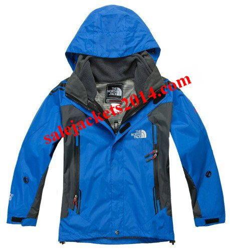 Cheap The North Face Kids Jackets Deep Blue, Most Items more than 55% off Women's North Face Outlet!,KIds ,Mens TNF Coats