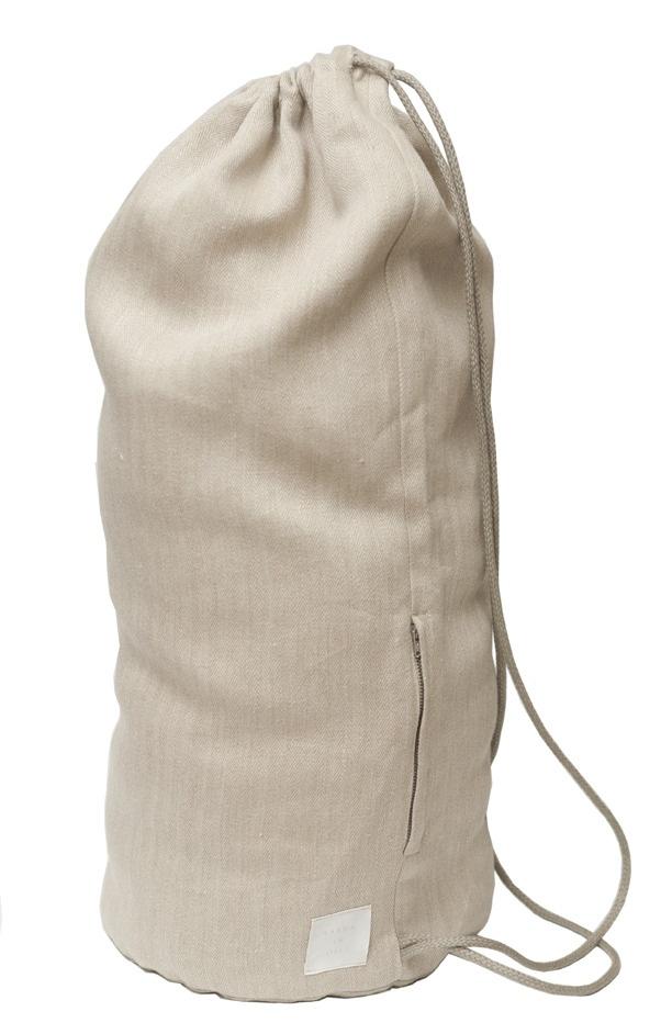 saana ja olli - matkaaja - hemp sailor bag l