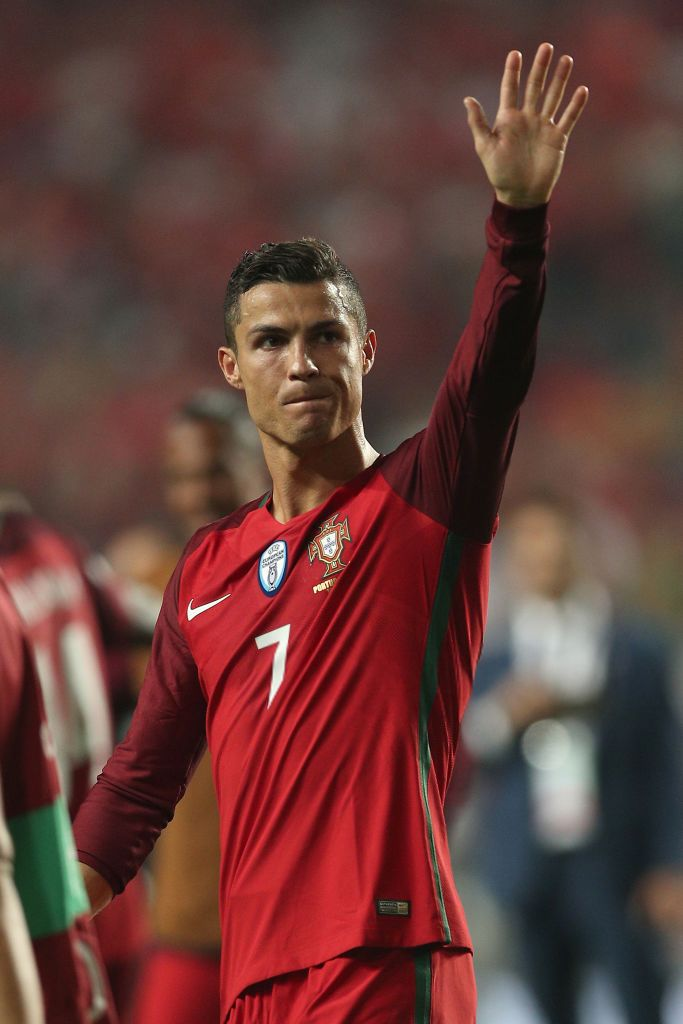 Cristiano Ronaldo vs. Switzerland | 10.10.2017