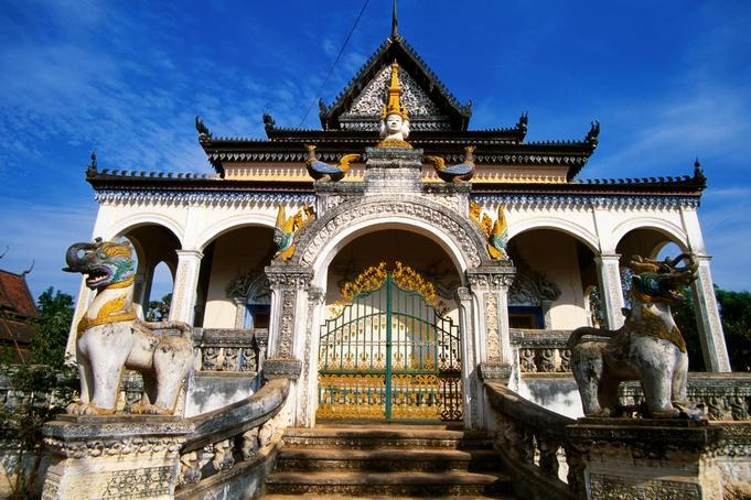 Wat Bo.Cambodia Tours, Asia Travel, Cambodia Image, Cambodia Destinations, Cambodia Impressions, Lonely Planet