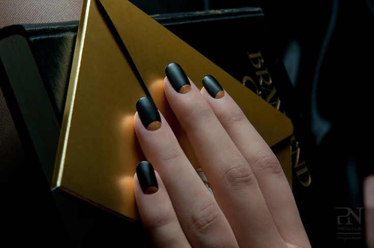 the new collection black intentions by ProNails