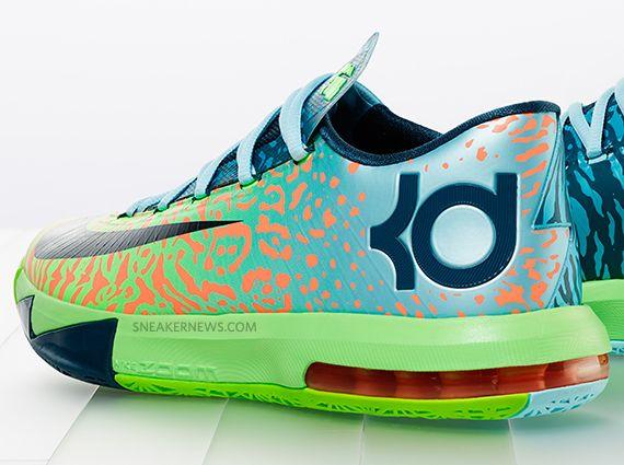 Nike KD VI Liger