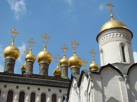 Joyas arquitectura Rusa