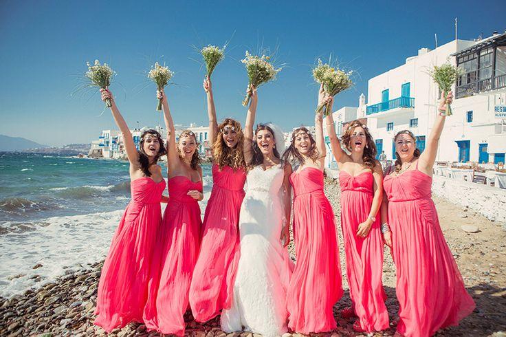 Dream your Wedding in Mykonos www.mykonos-weddings.com Wedding in Mykonos