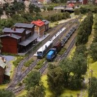 Railway Kingdom / Interactive Model of Prague - permanent exhibition