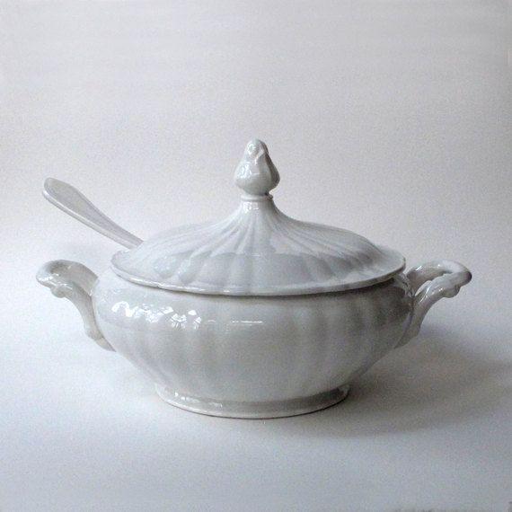 Vintage Soup Tureen 69