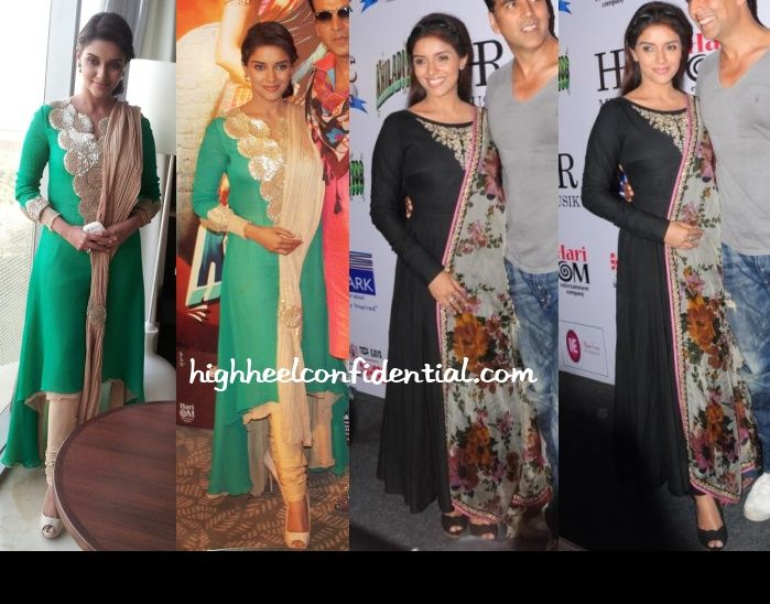like her second look better   Anarkali   Pinterest   Green ... Sabyasachi Kurtis