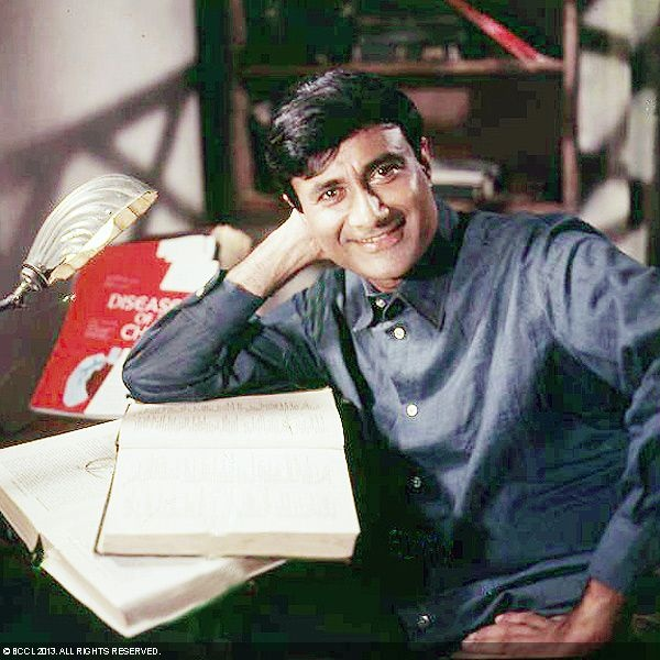 50 Handsome Hunks in Bollywood: Dev Anand
