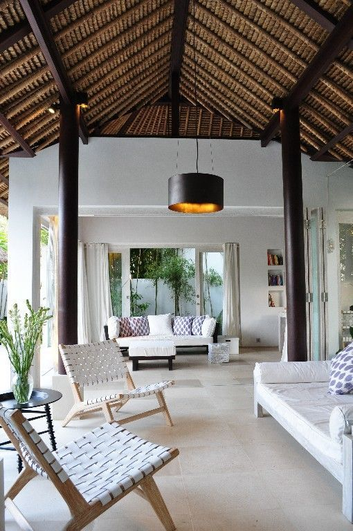321 Best Beautiful Thatch Homes Images On Pinterest