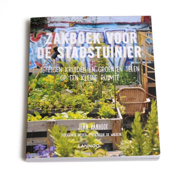 Zakboek voor de stadstuinier