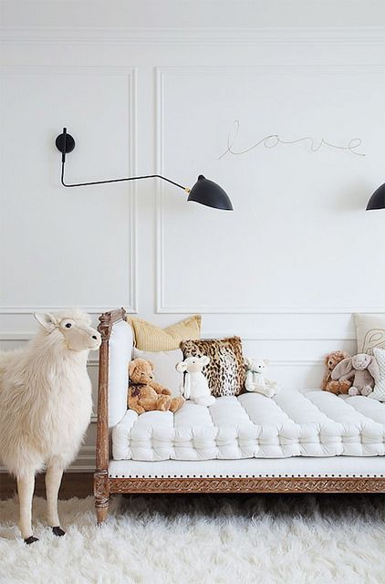 Boho chic house tour by {this is glamorous}, via Flickr! #laylagrayce #hometour #kidsroom